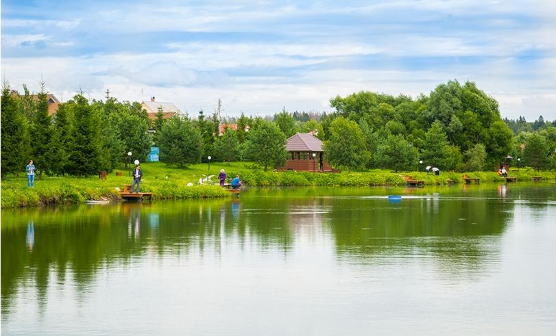 подольск московская область рыбалка