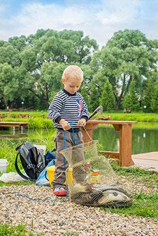 Платная рыбалка в Московской области